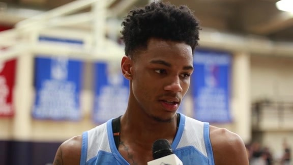 Prospect Interview: Dejounte Murray