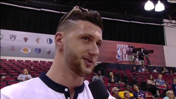Summer League Special: Jusuf Nurkic
