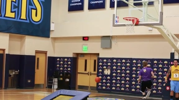 2016 Dunk Squad Audition Highlights