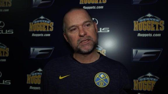 Mike Malone Recaps the Preseason Road Trip