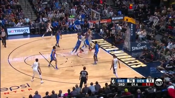 The KeyBank Key Moments from the Hot Streak