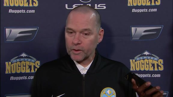 Malone After Loss to Lakers
