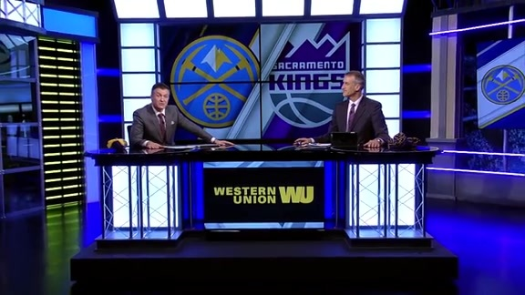 Western Union Game Preview: Nuggets at Kings