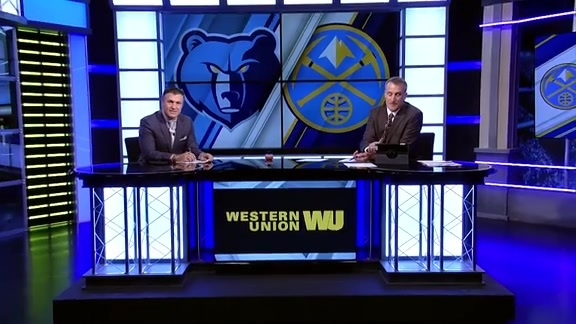 Western Union Game Preview: Nuggets vs Grizzlies