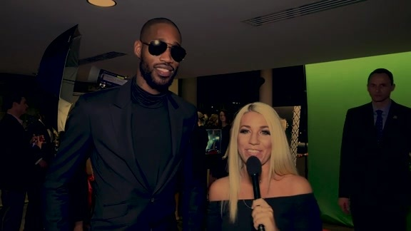 Will Barton Interview at Mile High Dreams Gala