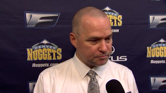 Coach Malone on Road Games, Loss to Pelicans