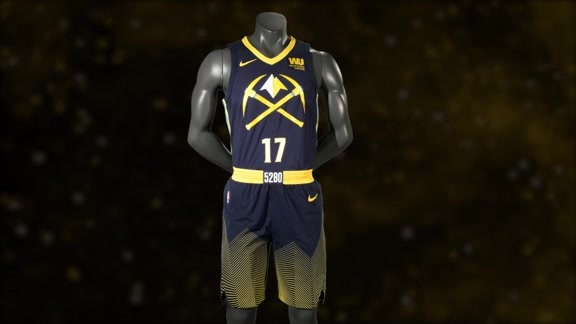 info for 5fcc0 f6ea8 Denver Nuggets City Edition Jersey | Denver Nuggets