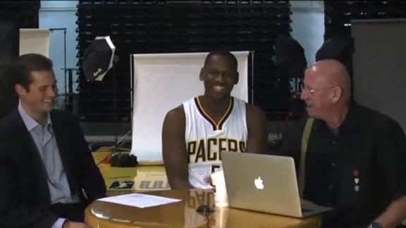 Lavoy Allen Talks About his Offseason