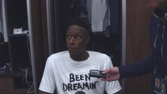 Postgame: Pacers-Pelicans Wrap Up 151003