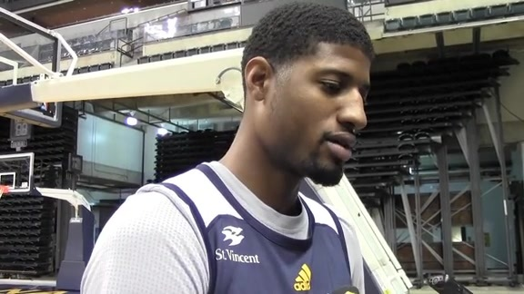 PG on Gaining Confidence From A Strong Performance
