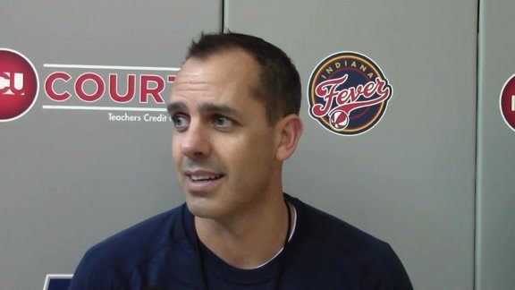 Vogel on Building a Defense and the Fever's Success