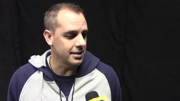 Shootaround: Frank Vogel on the Bulls, Monta Ellis