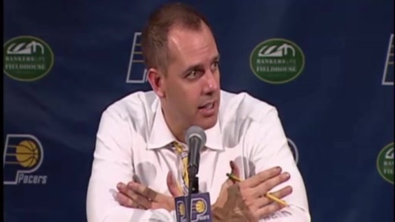 Postgame: Frank Vogel Press Conference 151127