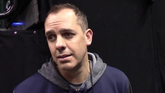 Practice: Frank Vogel on Heading West, the Lakers