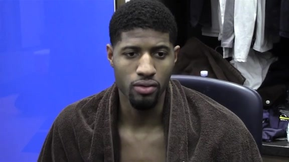 Postgame: Pacers Locker Room 160206