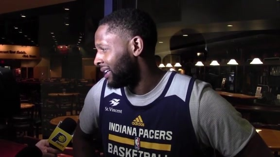 Shootaround: C.J. Miles on Hornets, All-Star Break Plans