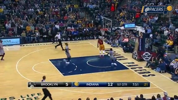 Pacers Start Fast