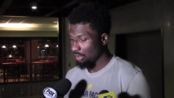 Practice: Solomon Hill on Ball Movement, Game 6