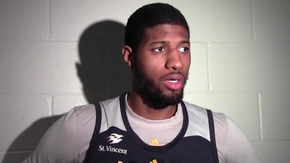 Shootaround: Pacers Ready for Game 6