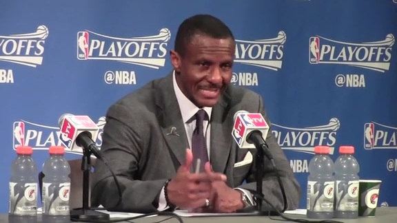 Postgame: Dwane Casey Press Conference (Game 6)