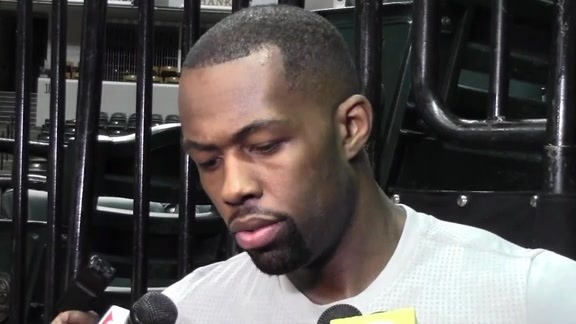 Practice: Stuckey on the Team's Approach to Game 7