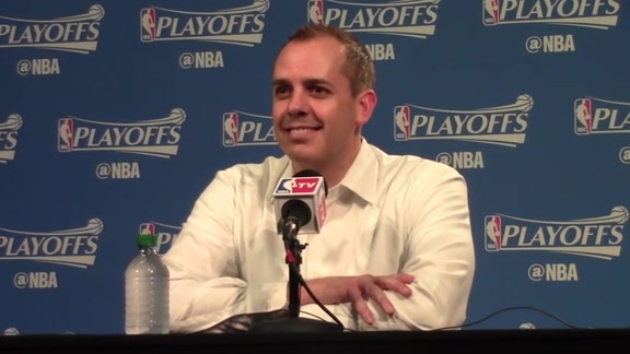 Pregame: Frank Vogel Press Conference (Game 7)