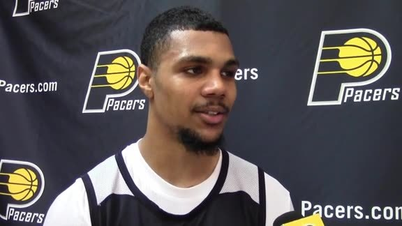 Draft Workouts: Michael Gbinije