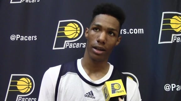 Draft Workouts: Patrick McCaw