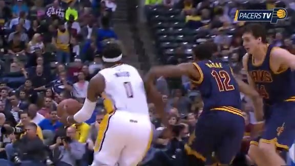 C.J. Miles 2015-16 Season Highlights