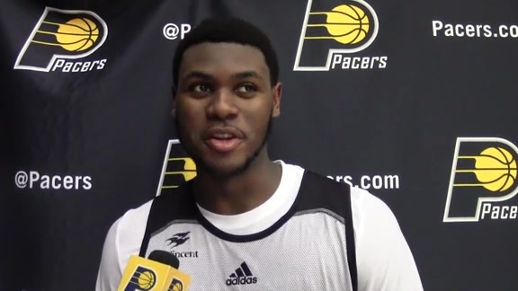 Draft Workouts: Diamond Stone