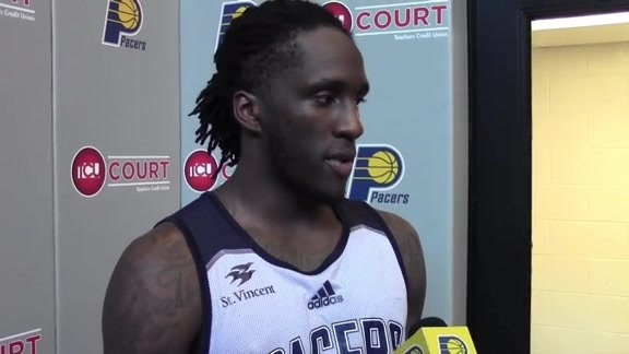 Taurean Prince Speaks to Media Following Pre-Draft Workout