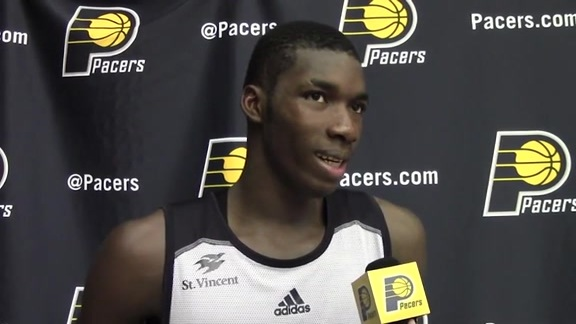 Draft Workouts: Cheick Diallo