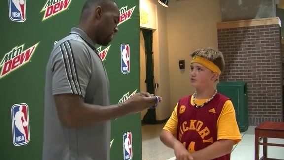 Mountain Dew Rodney Stuckey Fan Experience