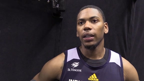 Glenn Robinson III on Summer League, Areas of Improvement, Niang