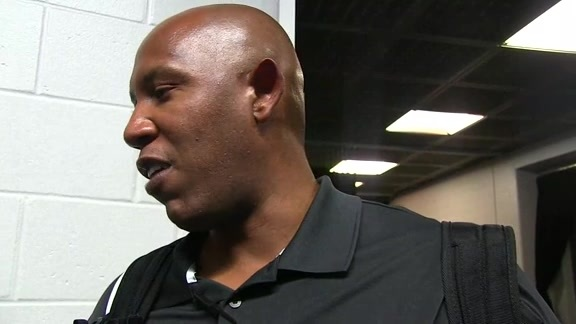 Postgame: Jones on Intensity
