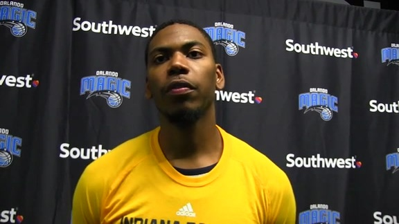Postgame: Glenn Robinson III on Summer League Win