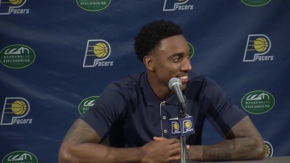 Jeff Teague's Introductory Press Conference