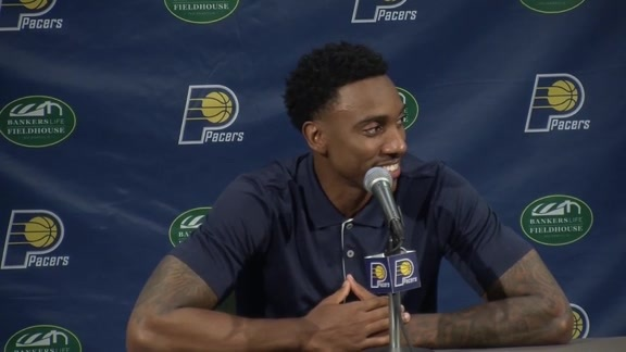 Teague on Returning to Indiana Roots