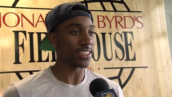 2016 Summer Hoops Tour Day 1: Jeff Teague