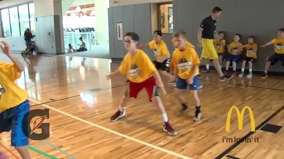 2016 Summer Hoops Tour: YMCA at CityWay