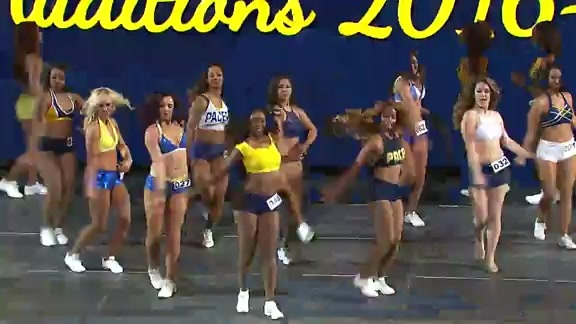 Final Showcase Routine Before Pacemates Selection