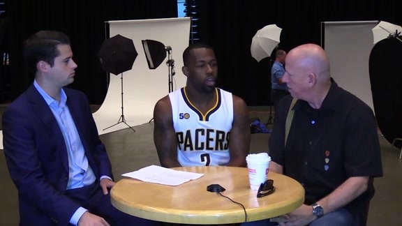 Media Day 2016: Rodney Stuckey