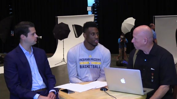 Media Day 2016: Thaddeus Young