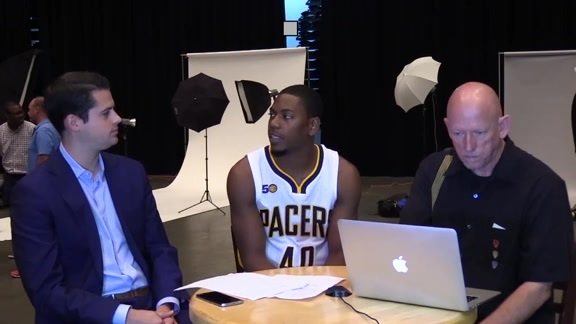 Media Day 2016: Glenn Robinson III
