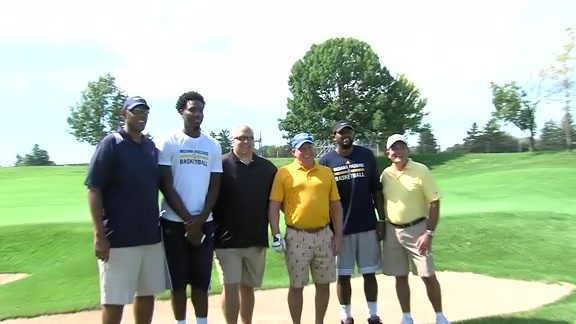 Pacers Foundation Golf Outing 2016