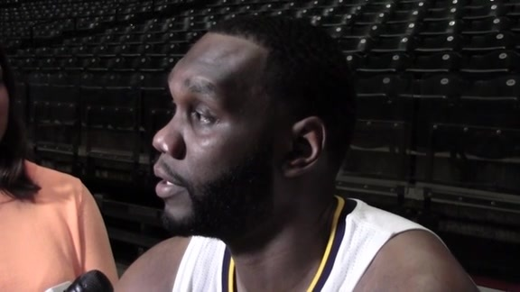 Media Day 2016: Al Jefferson
