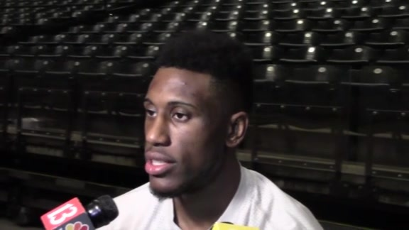 Media Day 2016: Thaddeus Young Talks New Team