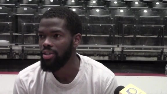 Media Day 2016: Aaron Brooks Talks New Season, New Start