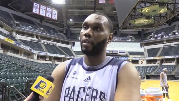 Practice: Al Jefferson on Team Chemistry, His Role