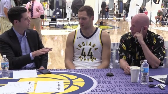Media Day 2017: Bojan Bogdanovic